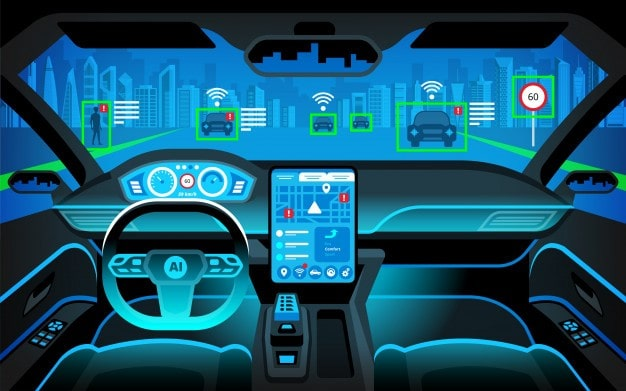 AI In Transportation: Artificial Intelligence in the Transportation  Industry - USM